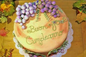 Birthdays in Italy
