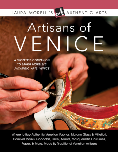 Artisans of Venice by Laura Morelli