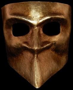 Bauta Carnival Mask Venice