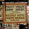 Paint Masks Sign 640 Photo by Margie Miklas