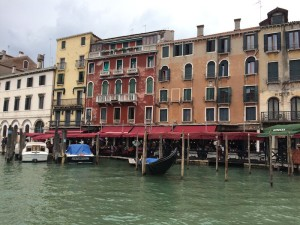 View Grand Canal - Photo by Victoria De Maio