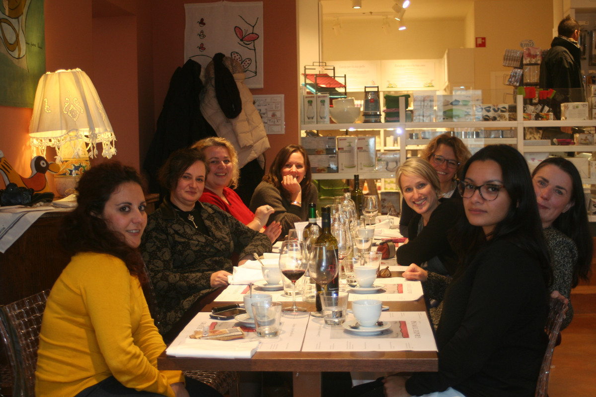 #blogginforli in Eataly