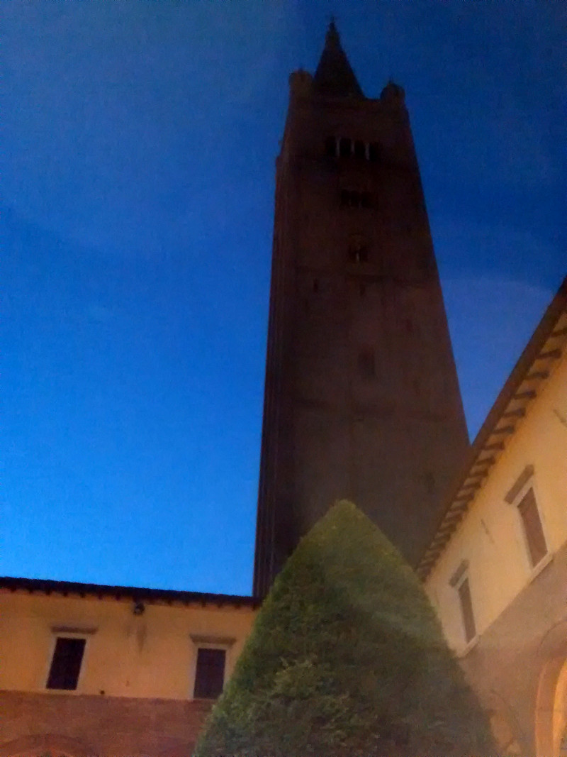 Forlì - Curchtower #blogginforli