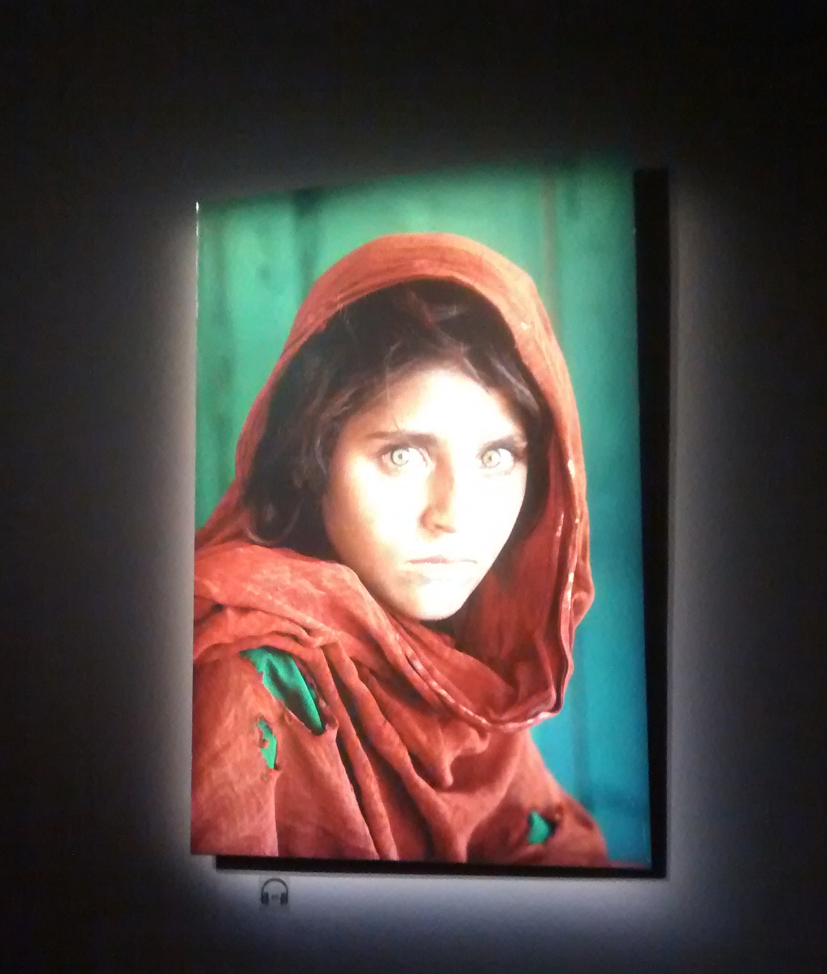 McCurry in Forli