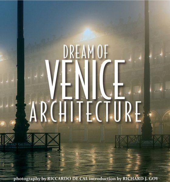 AMAZING VENICE BOOK GIVE AWAY COMPETITION