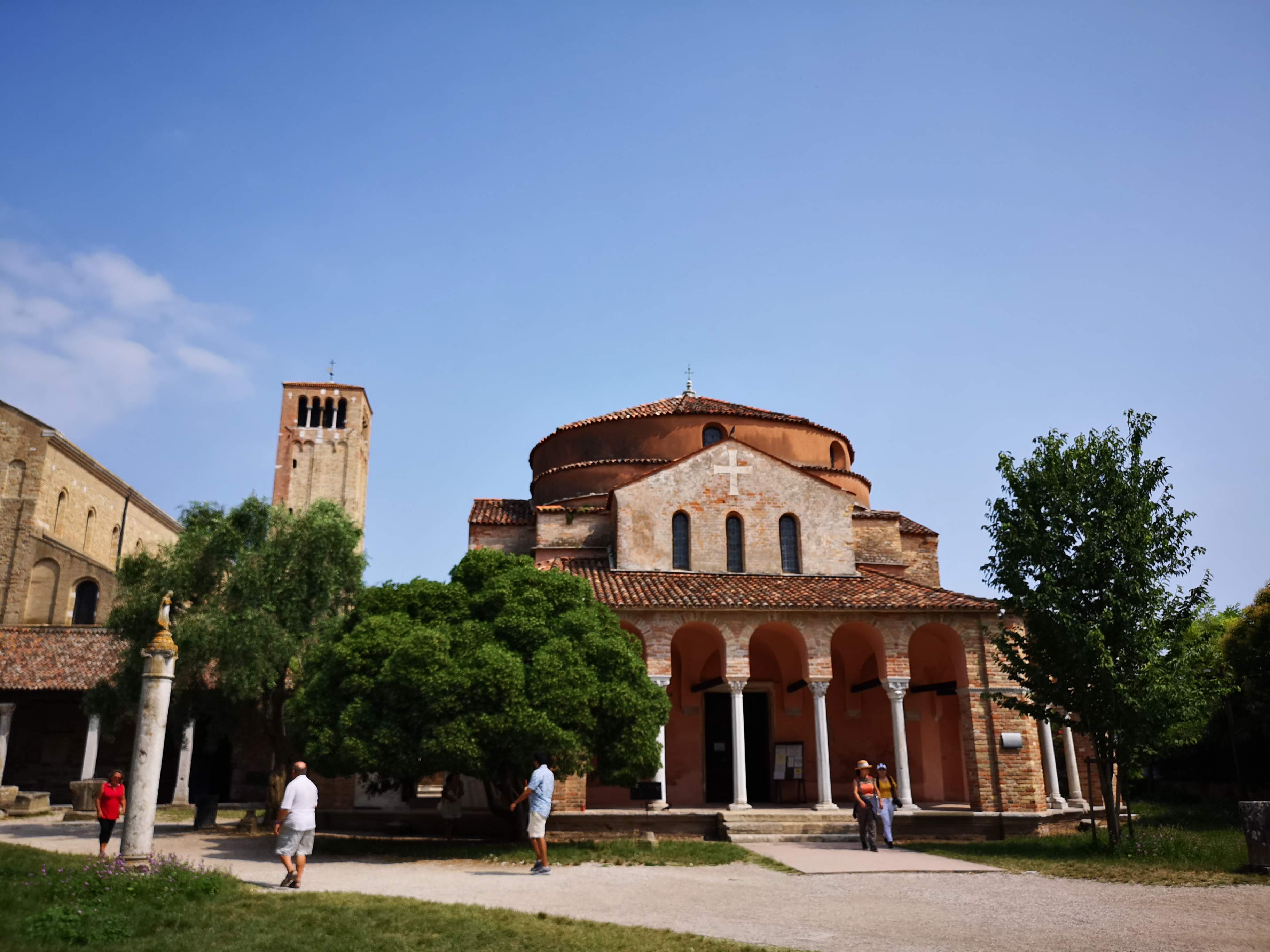 Ancient church of Torcello