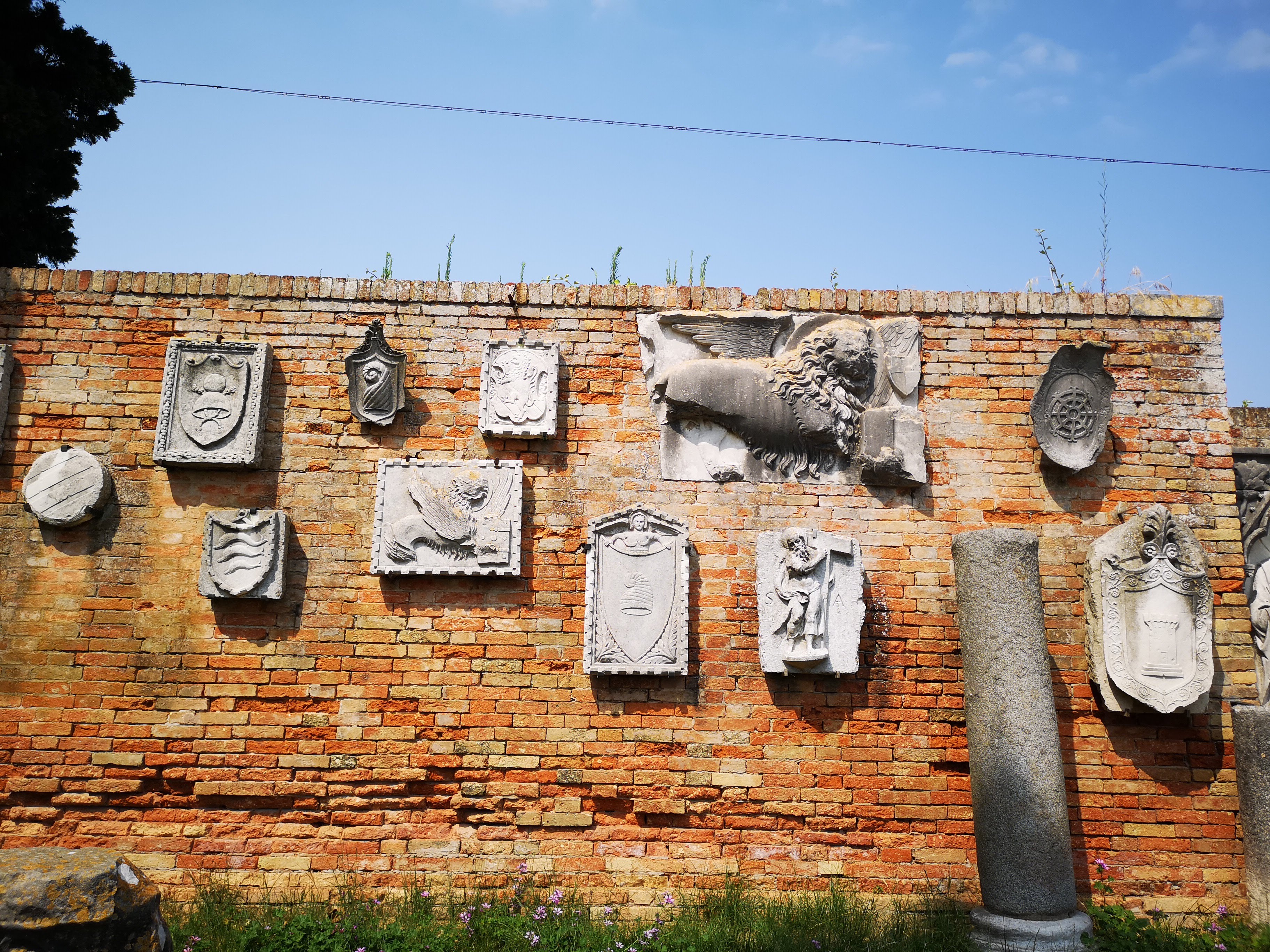 Ancient Remains in Torcello