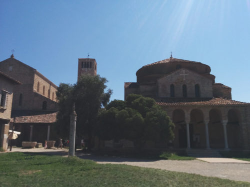 The Churches in Torcello