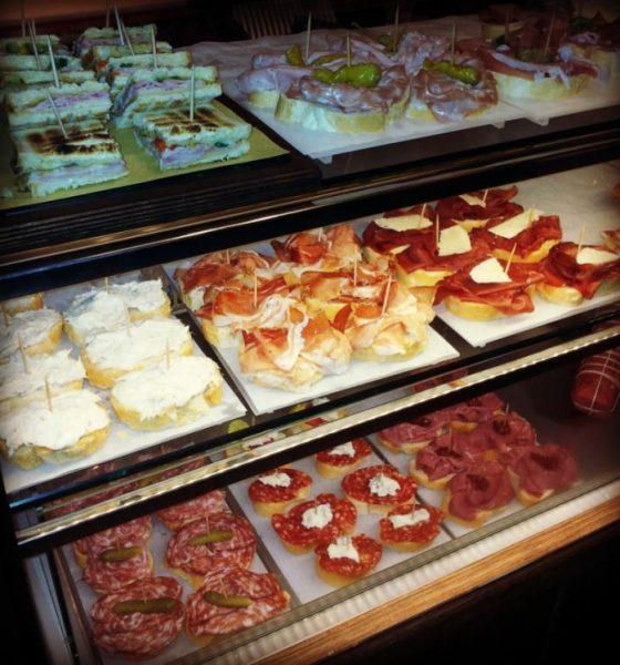 Italian Street Food by Paola Bacchia
