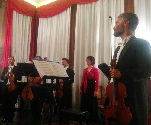 Orchestra Antonio Vivaldi di Venezia with Venice Music Gourmet