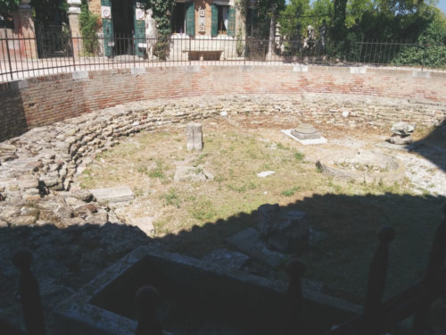 Remains in Torcello