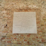 Torcello plaque