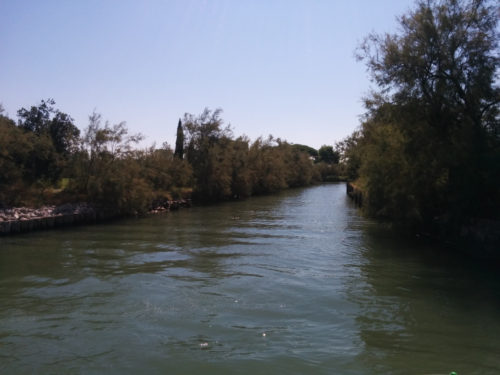 The canals of Torcello
