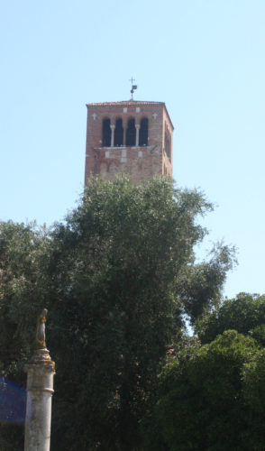 Torcello bell tower
