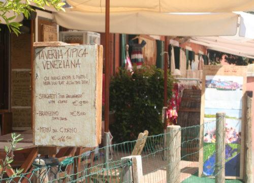 Taverna Tipica Veneziana in Torcello