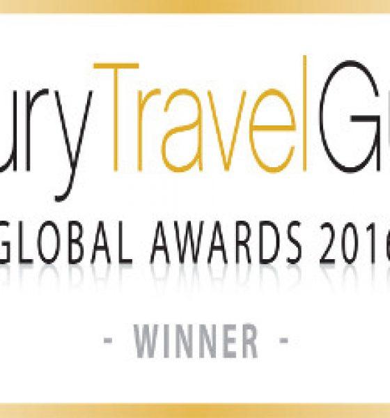 LUXURY TRAVEL GUIDE AWARD WINNER!