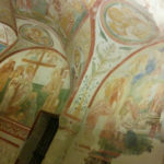 Frescos in the Crypt