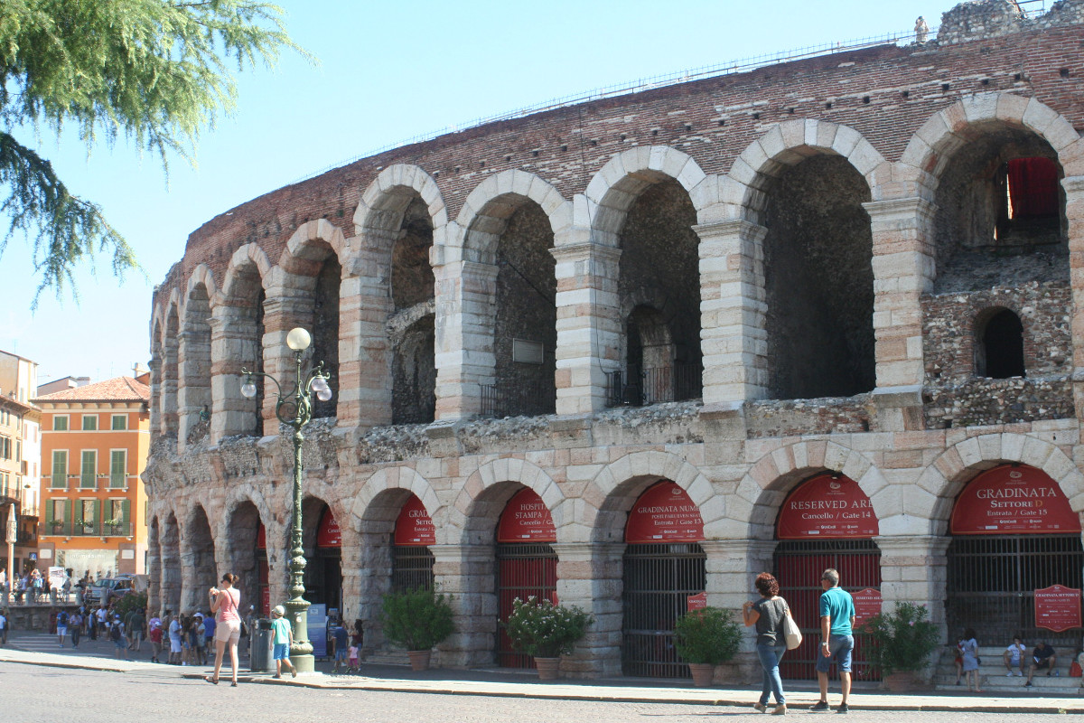 visit Verona