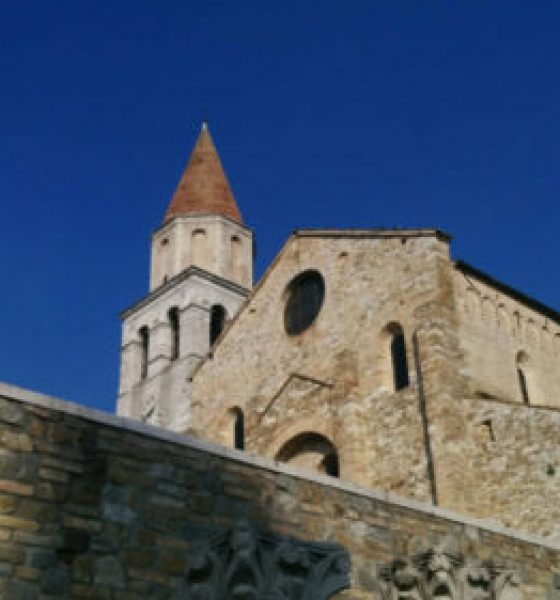Before Venice, there was Aquileia!