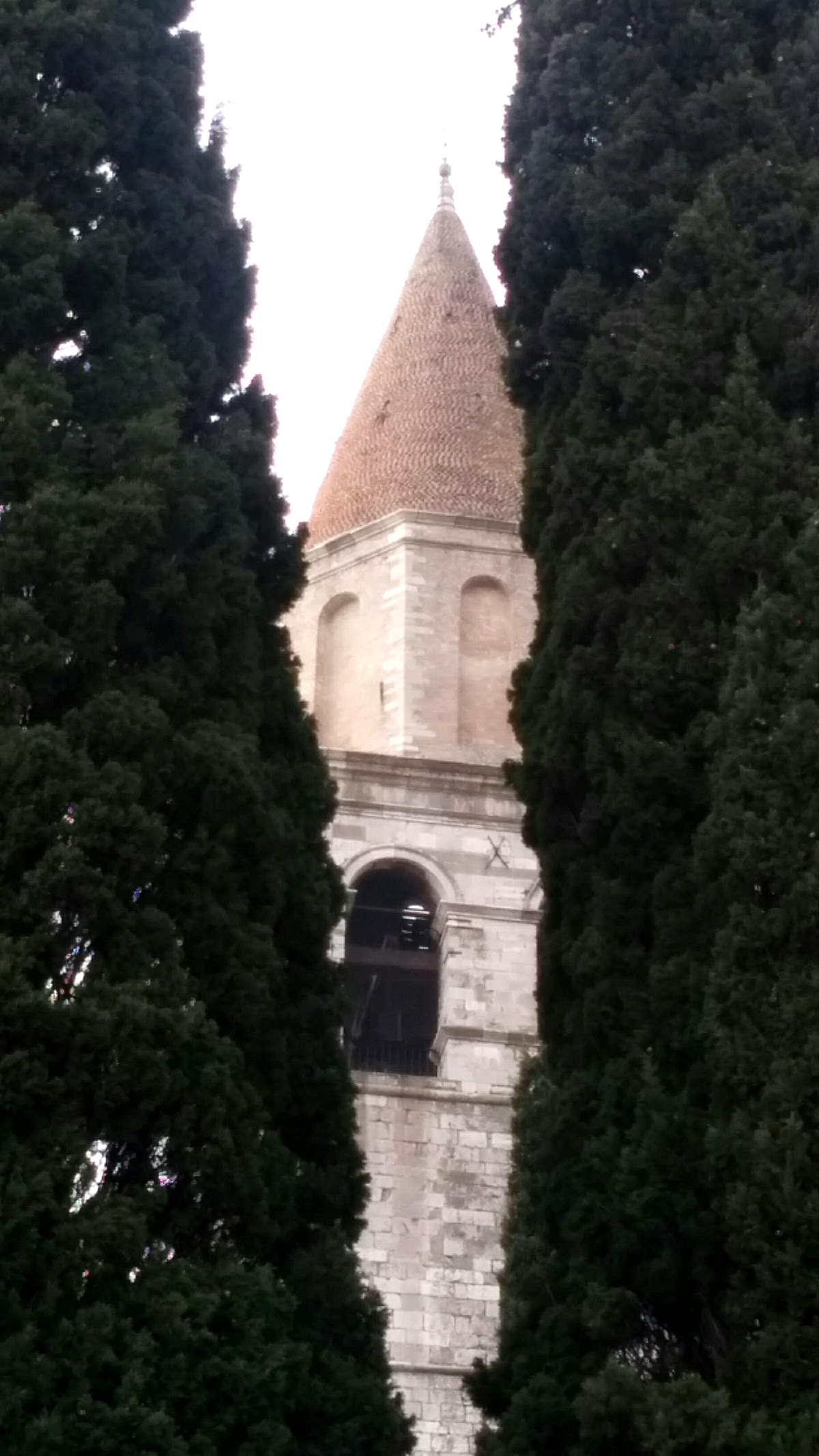 The Bell Tower of Aquileia