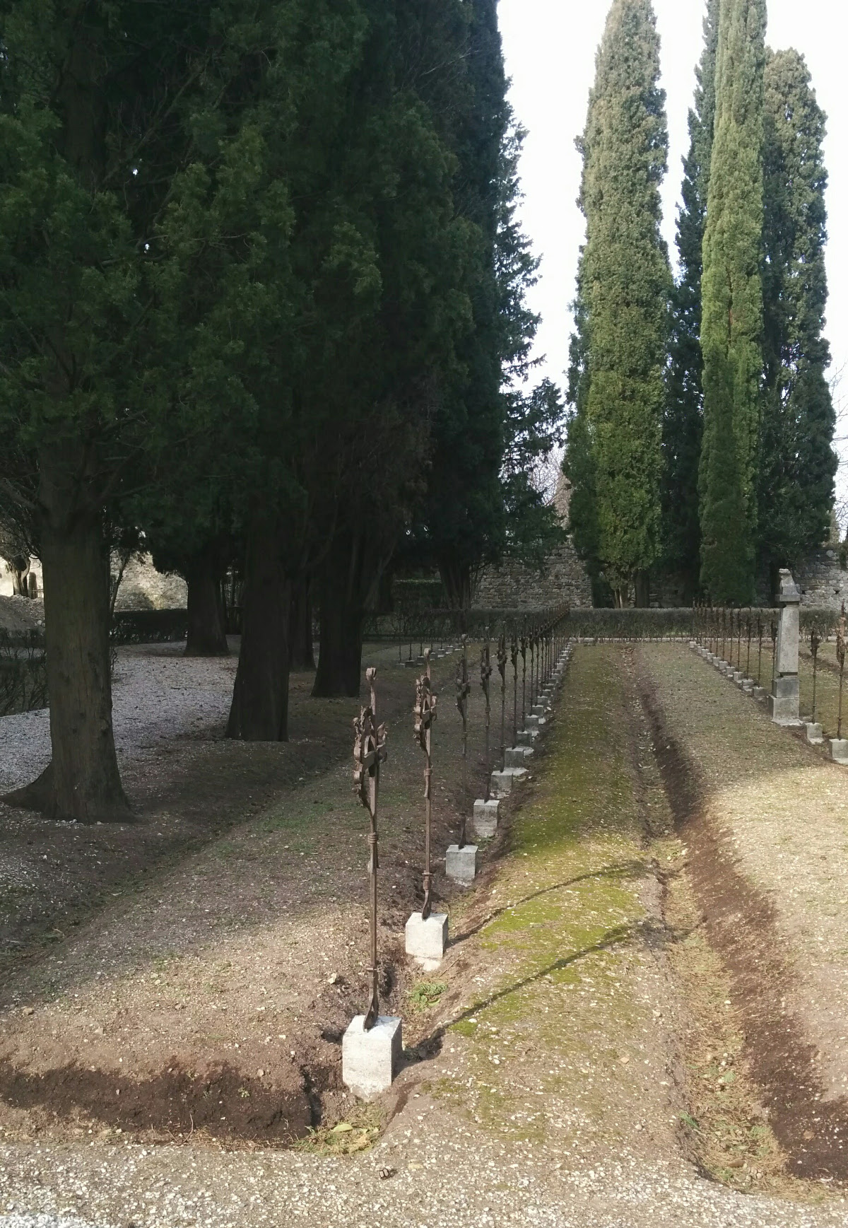 Heroes Field in Aquileia