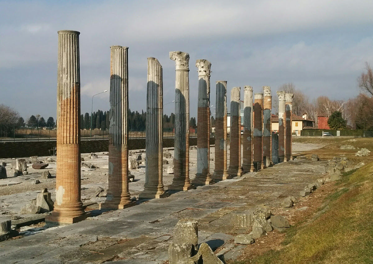 The Roman Forum of Aquileia