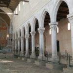 The Basilica inside