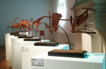 Han Meilin in Venice - iraon animals