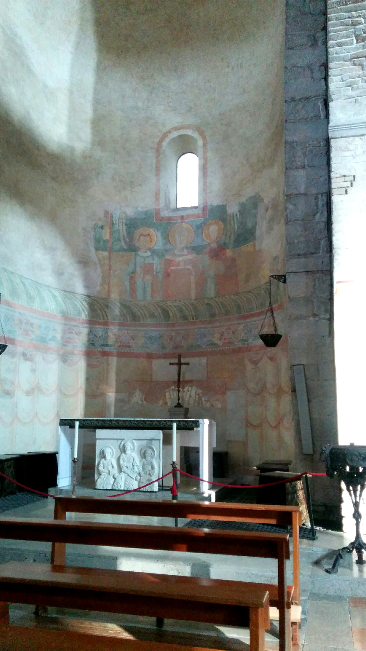 Basilica in Aquileia