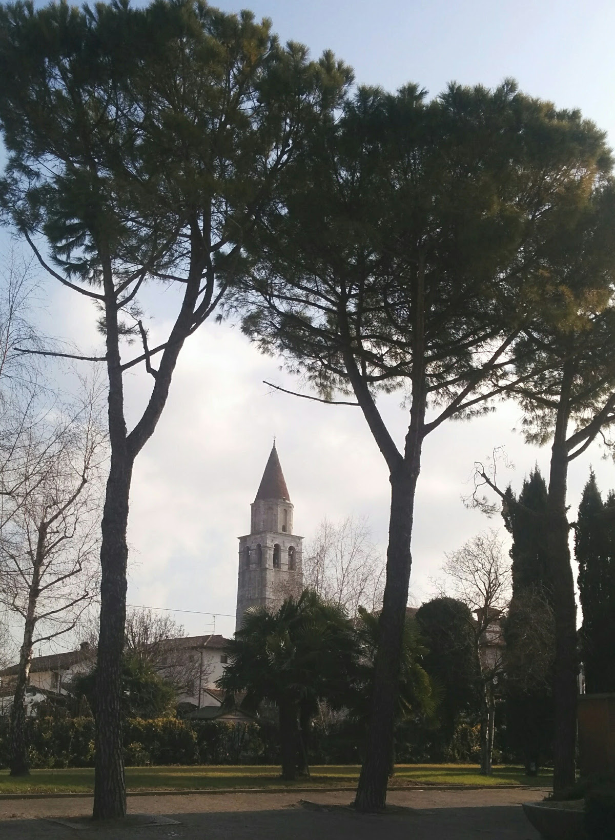 Panorama of Aquileia