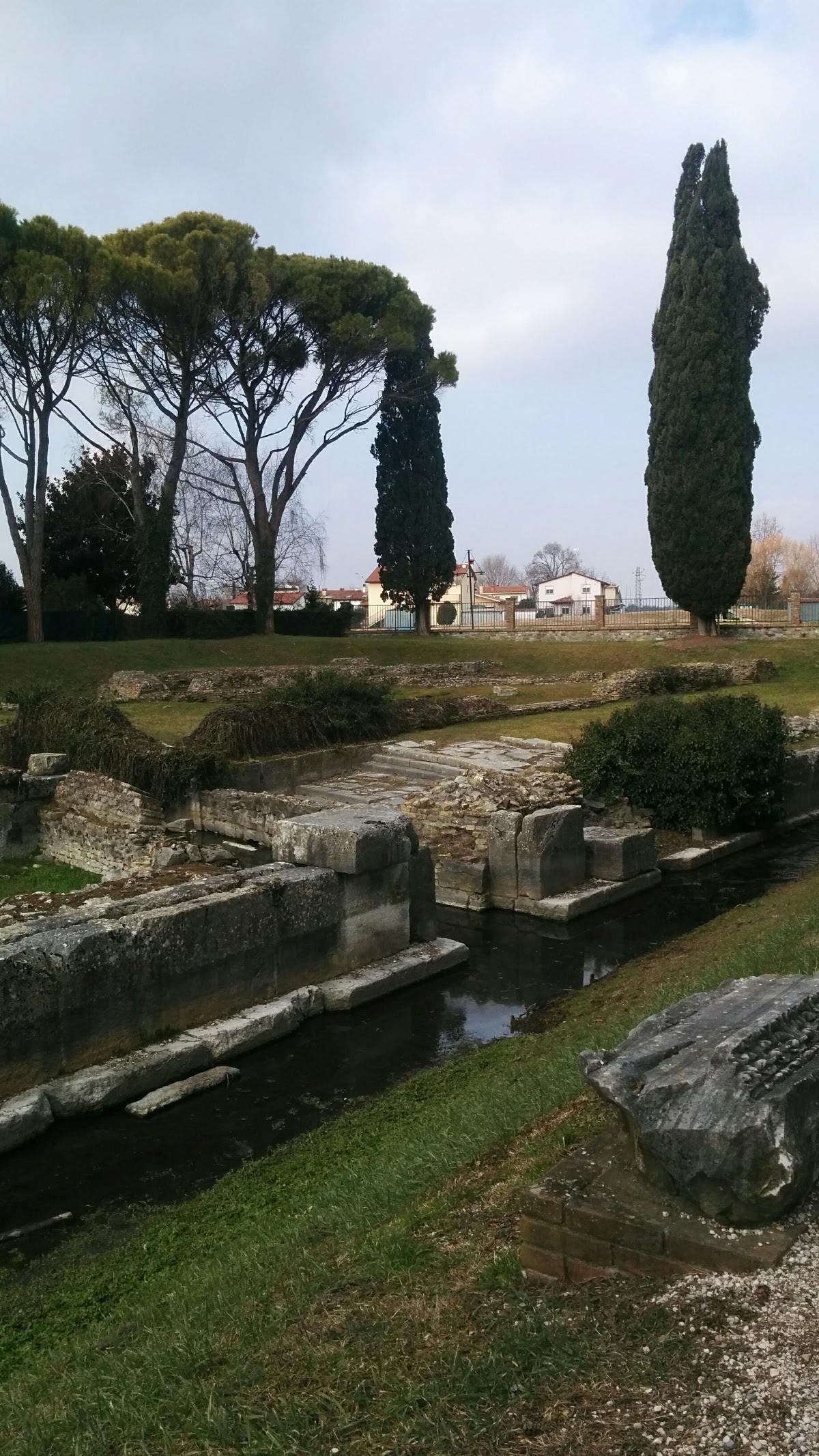 The Roman Port River of Aquileia