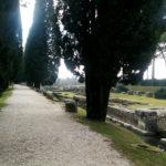 Via Sacra in Aquileia