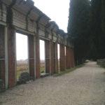 Walking along the Roman port