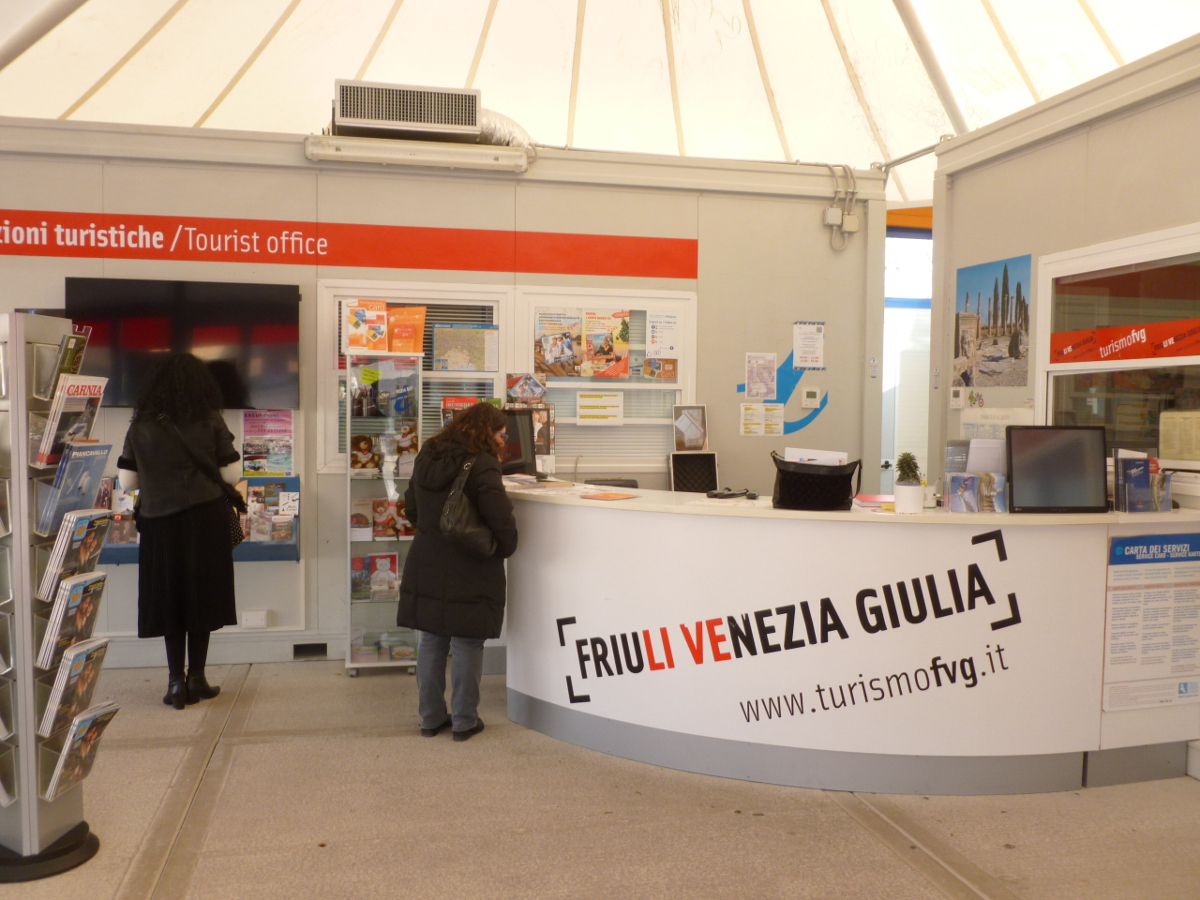 Tourist Office of Aquileia