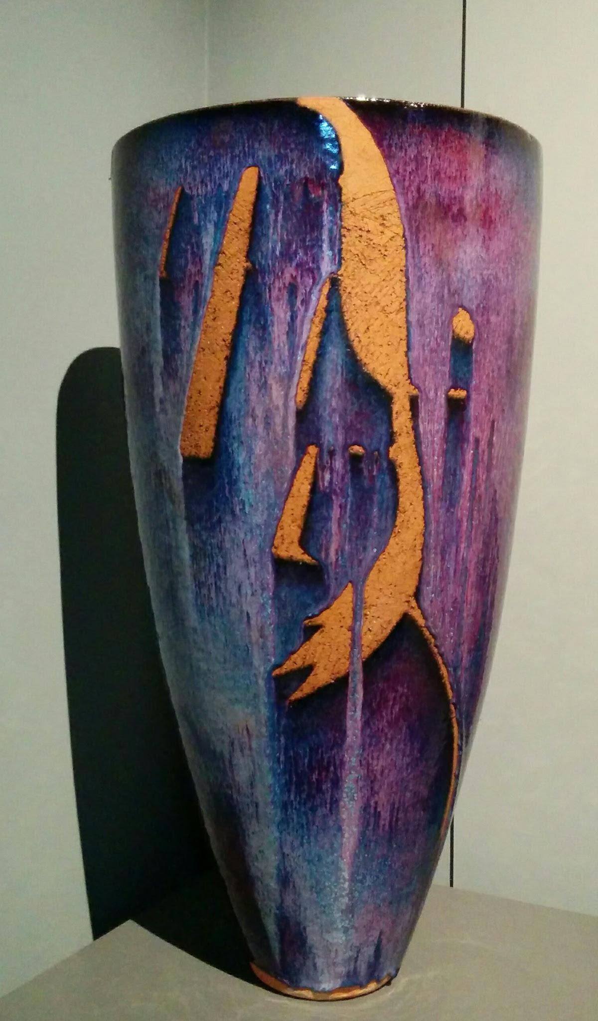 Han Meilin in Venice - vase