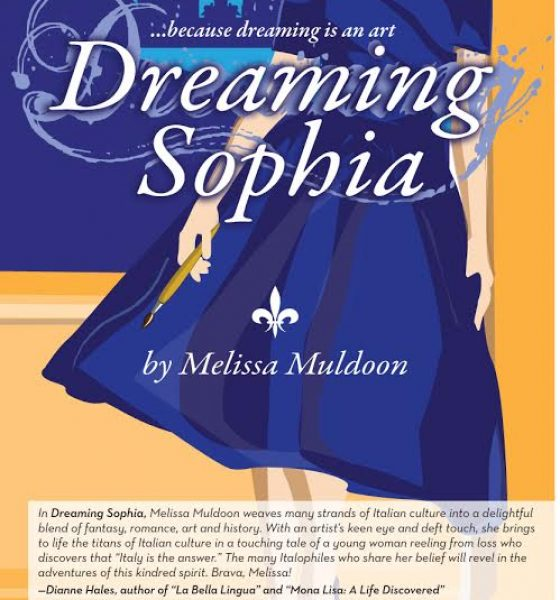 Book Giveaway Competition: Dreaming Sophia