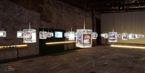 MC Architecture Biennale 2015 Singapore pavilion in Arsenale © The Venice Insider