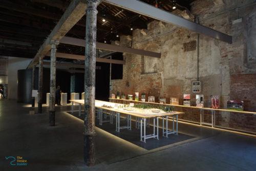 MC Architecture Biennale 2016 arsenale cordiere © The Venice Insider