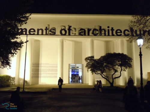 MC Biennale Giardini central pavilion © The Venice Insider