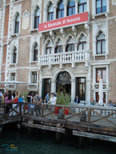 MC Biennale Venezia headquarters © The Venice Insider