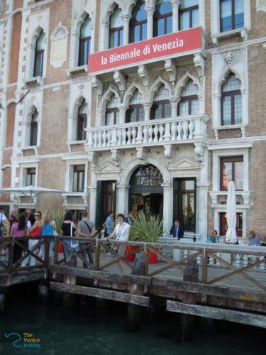 MC Biennale Venezia headquarters © The Venice Insider