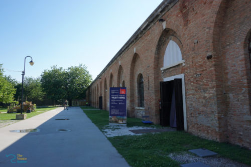 MC Biennale arsenale pavilion china © The Venice Insider
