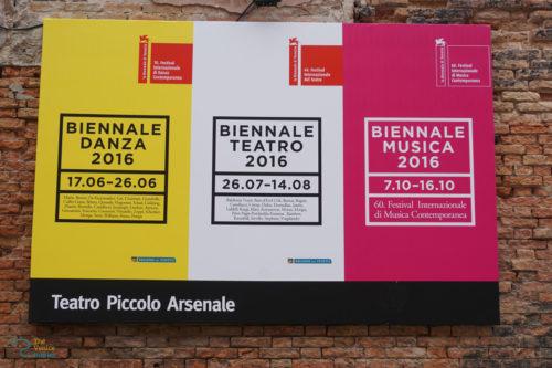 MC Biennale events © The Venice Insider