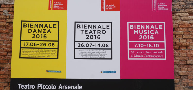 MC Biennale events © The Venice Insider