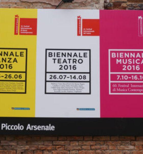 The fascinating history of La Biennale di Venezia