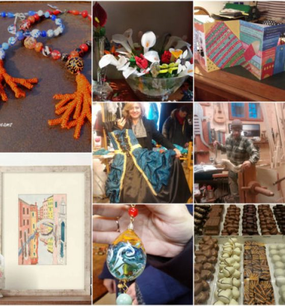 Support the Artisans in Venice – #bethechange