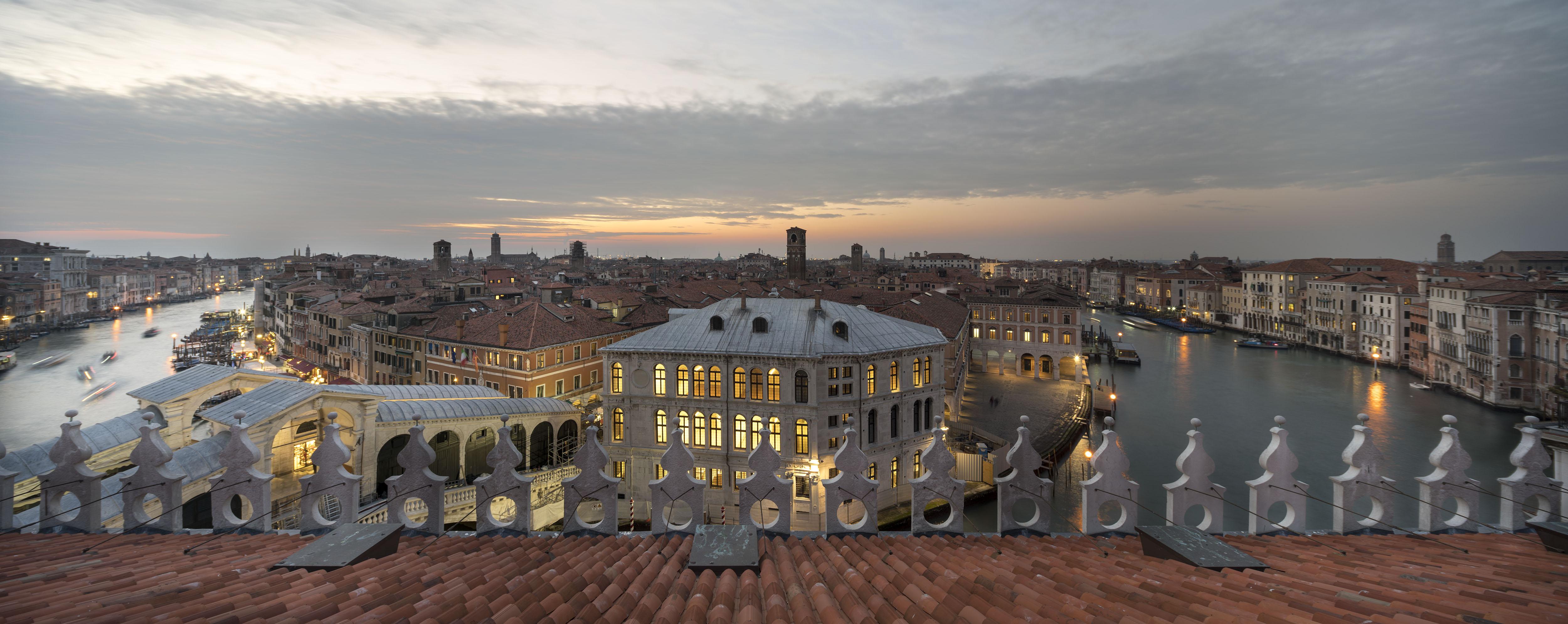 T Fondaco Dei Tedeschi Dfs Store In Venice