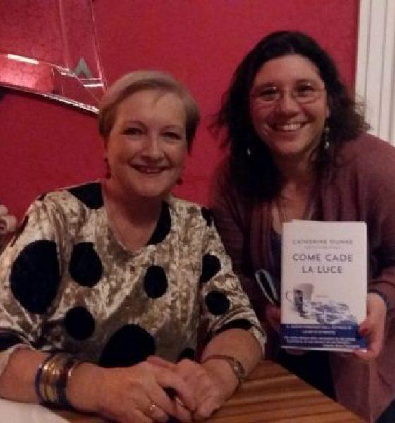 Catherine Dunne's New Book: Come Cade La Luce
