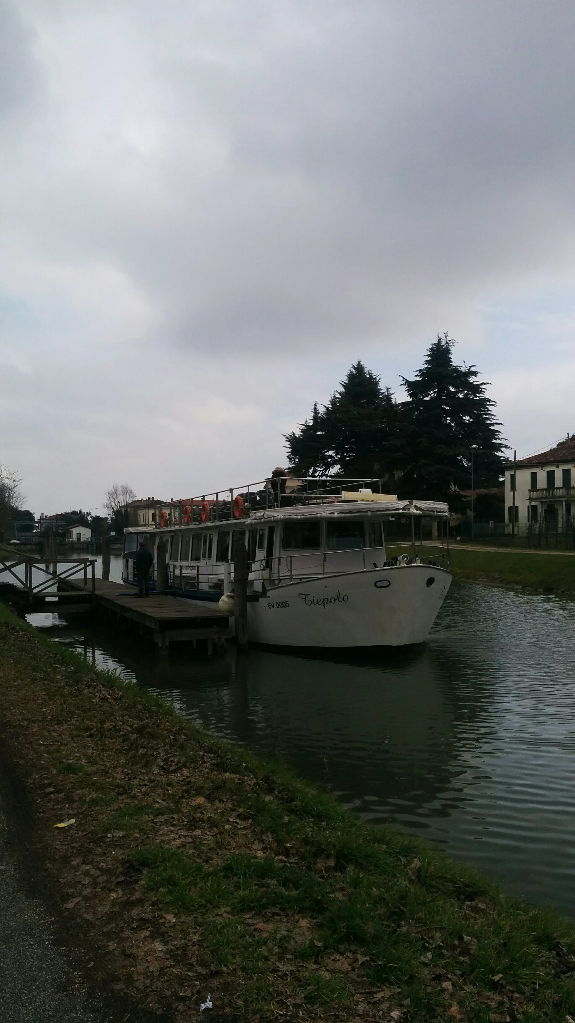 Cruise Along The Brenta River