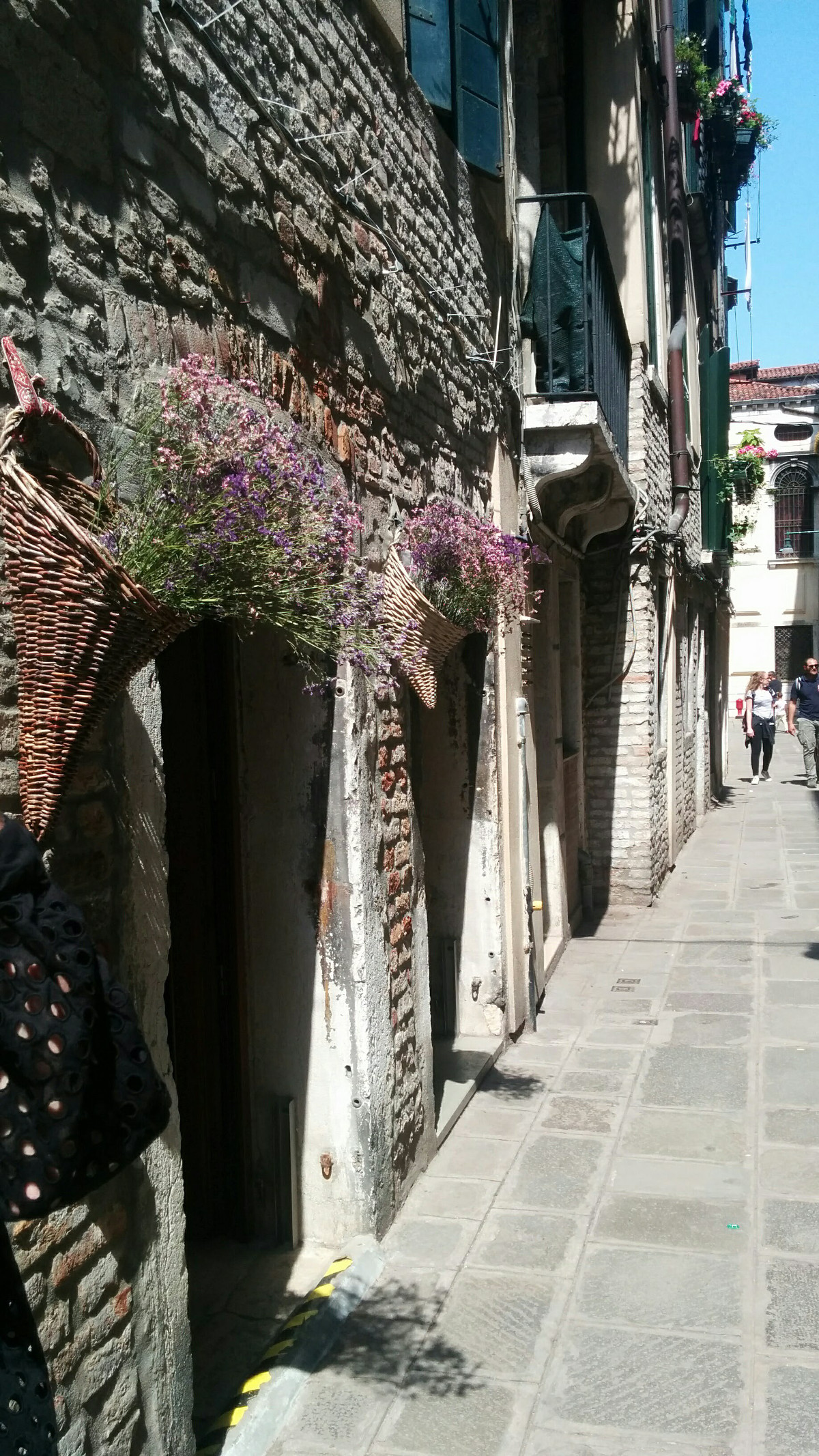 the perfect standstill day in venice